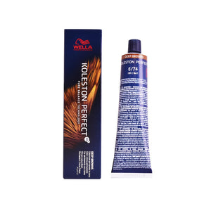 Wella Koleston Perfect Me+ 6/74 Deep Browns 60ml