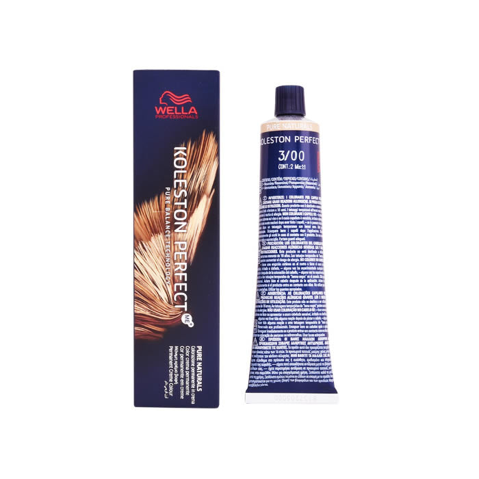 Wella Koleston Perfect Me+ 3/00 Pure Naturals 60ml