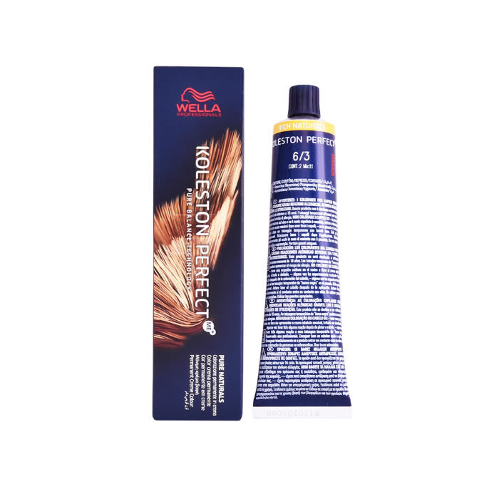 Wella Koleston Perfect Me+ 6/3 Rich Naturals 60ml