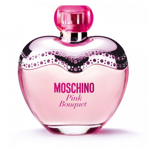 Moschino Pink Bouquet Eau De Toilette Spray 100ml