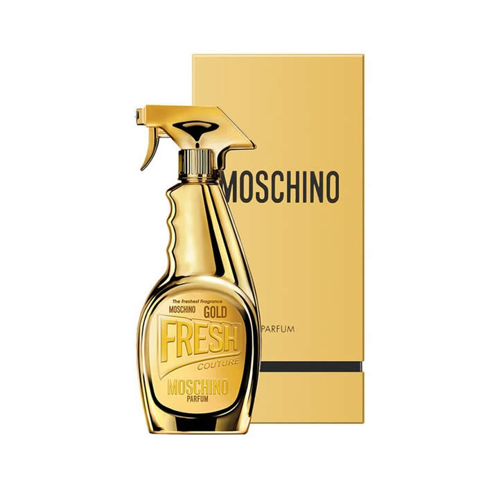Moschino Fresh Gold Eau De Perfume Spray 50ml