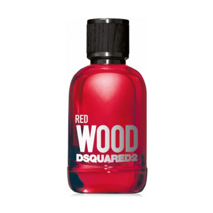 Dsquared2 Red Wood Pour Femme Eau De Toilette Spray 50ml
