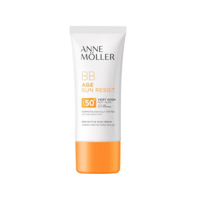 Anne Moller BB Age Sun Resist Spf50+ 50ml