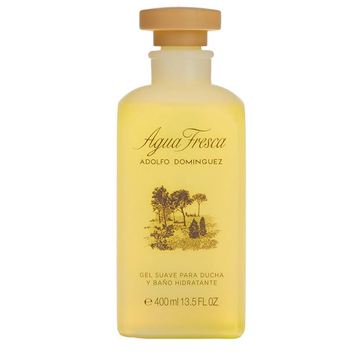 Adolfo Dominguez Agua Fresca Shower Gel 400ml