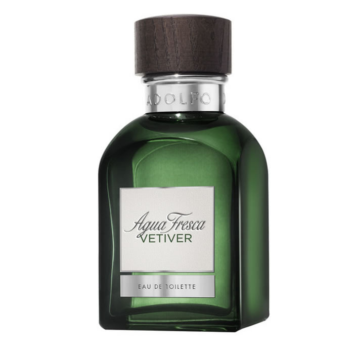 Adolfo Dominguez Agua Fresca Vetiver Eau De Toilette Spray 120ml