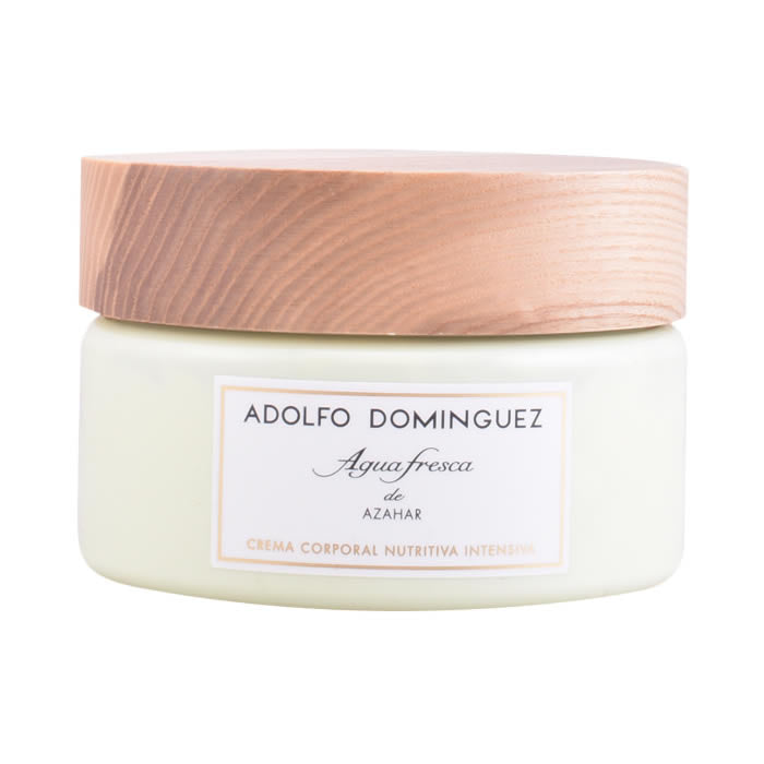 Adolfo Dominguez Agua Fresca De Azahar Nourishing Body Cream 300ml