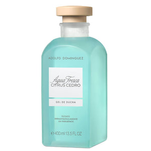 Adolfo Dominguez Agua Fresca Citrus Cedro Shower Gel 400ml