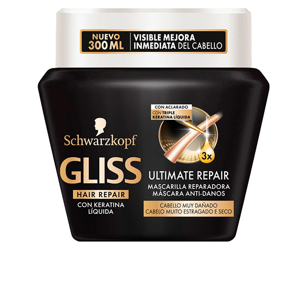 Schwarzkopf Gliss Ultimate Repair Mask 300ml