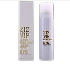 Carolina Herrera 212 Vip Women Deodorant Spray 150ml