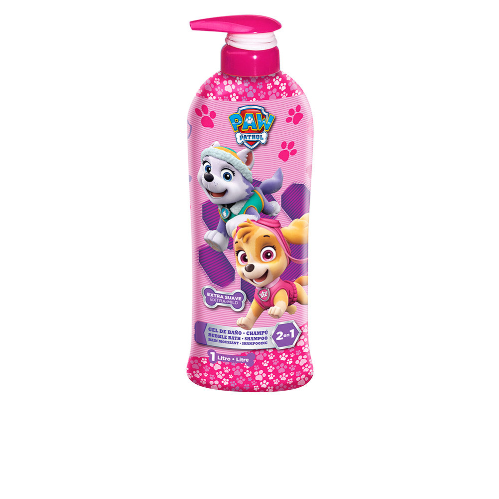 Cartoon Paw Patrol Shower Gel & Shampoo 1000ml