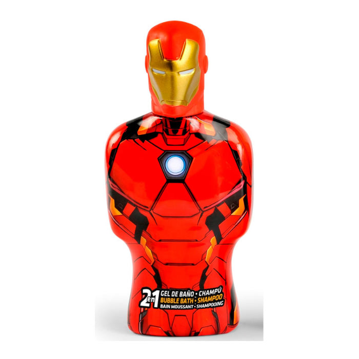 Marvel Iron Man Shower Gel & Shampoo 475ml