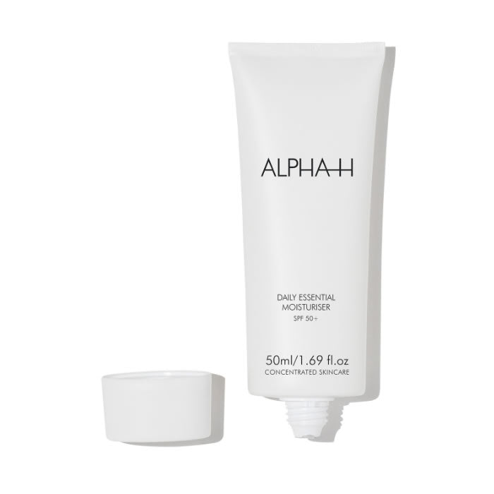 Alpha H Daily Essential Moisturiser SPF50+ 50ml