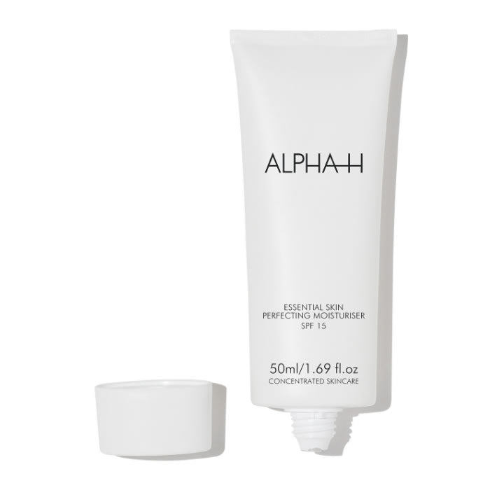 Alpha H Essential Skin Perfecting Moisturiser Spf15 50ml