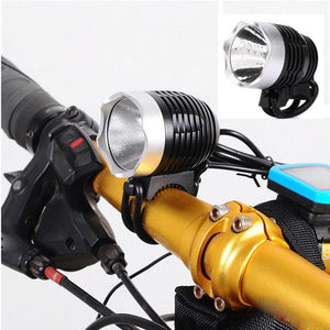 Bicycle bike Headlight Portable MTB Cycling Light Front LED Torch Light bike accessories