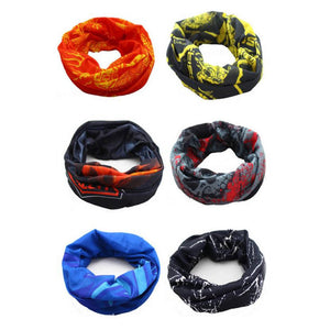 Outdoor Sports Magic Headband Warmer Cycling Bike Bicycle Riding Face Mask Head Scarf Bandana