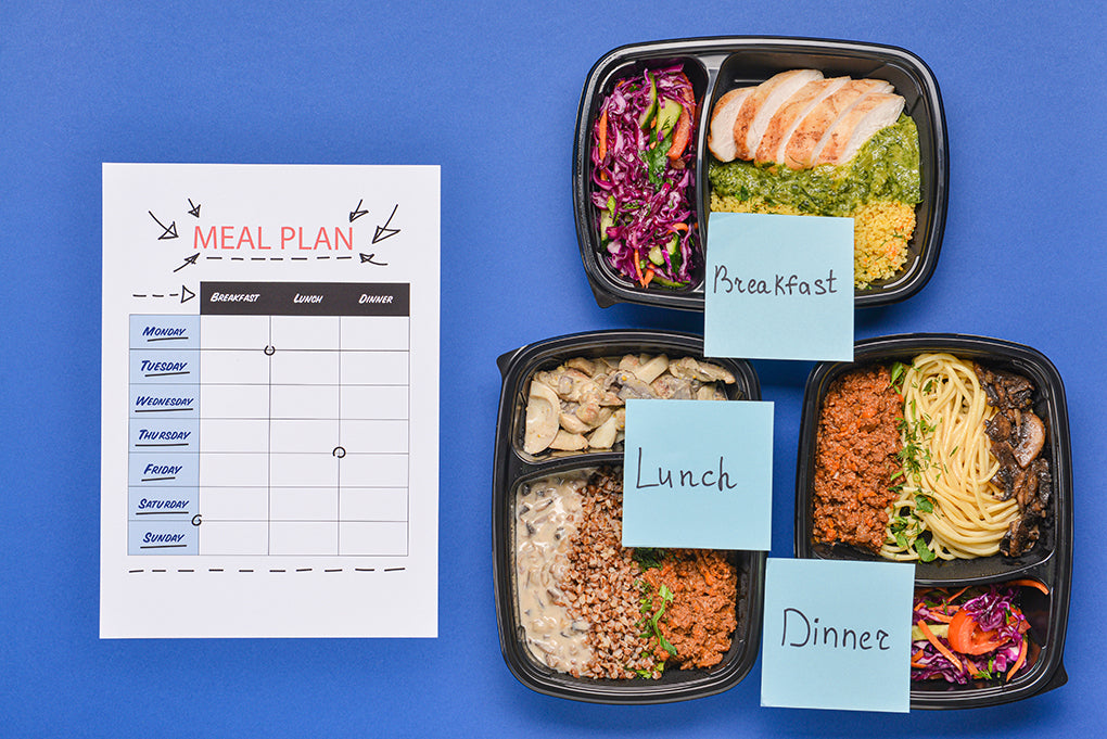How to Meal Plan to Hit Your Fitness Goals