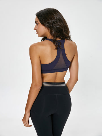 Amy High Impact Sports Bra
