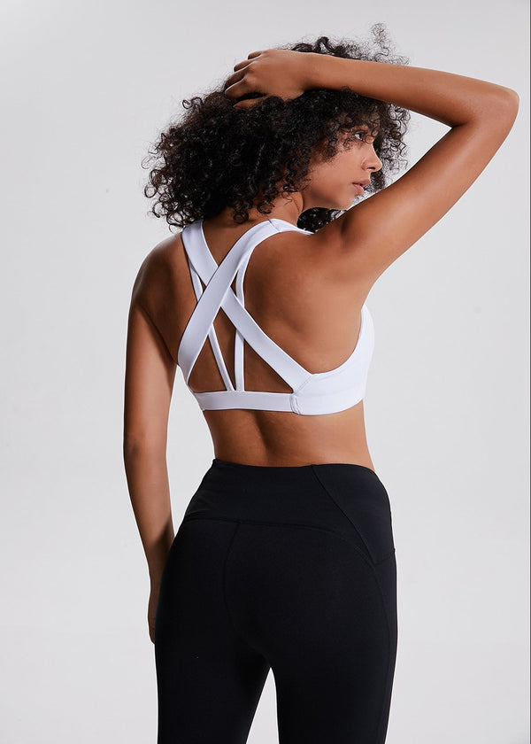 Quinn Padded Sports Bra