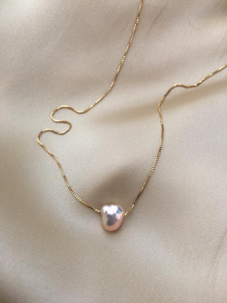 The Perfect Pearl Necklace