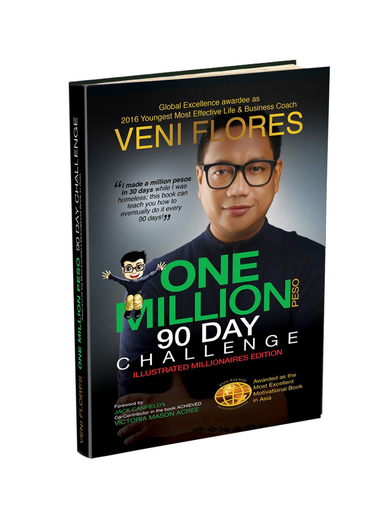 ONE MILLION PESO 90-DAY CHALLENGE TRAINING PACKAGE -