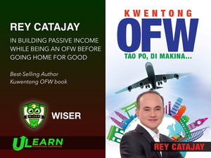 "PROMO ENDS TODAY! ENROL IN THIS COURSE, AND GET ALL THE OTHER COURSES FOR FREE! ""SELF HELP: How to Build a Retirement Business while working as OFW?"""