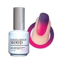 Gel Mood Changing Color