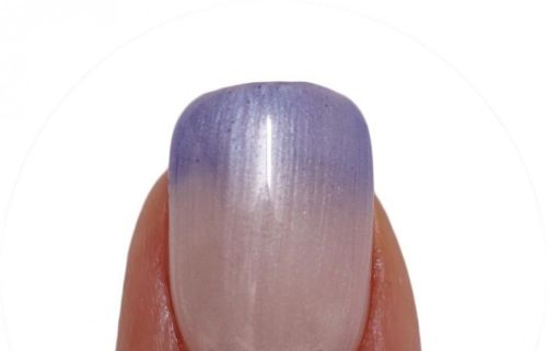 Lechat Dare To Wear Mood Changing Nail Lacquer  - DWML02 - Partly Cloudy