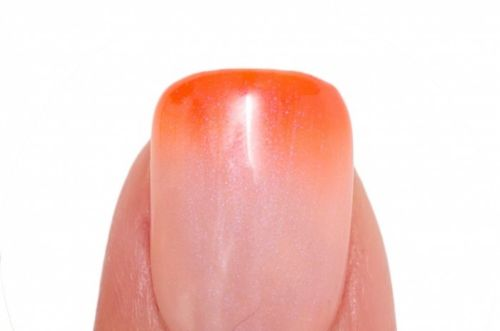 Lechat Dare To Wear Mood Changing Nail Lacquer  - DWML03 - Sunrise Sunset