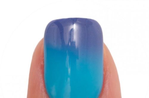 Lechat Dare To Wear Mood Changing Nail Lacquer  - DWML05 - A Bit Chilly