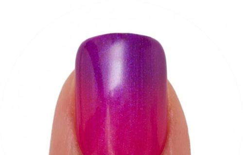 Lechat Dare To Wear Mood Changing Nail Lacquer  - DWML07 Midnight Pearl