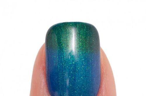 Lechat Dare To Wear Mood Changing Nail Lacquer  - DWML09 Tidal Wave