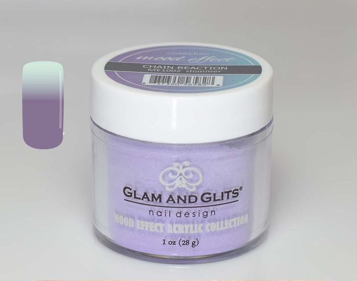 Glam & Glits - MOOD EFFECT ACRYLIC - ME1002 CHAIN REACTION