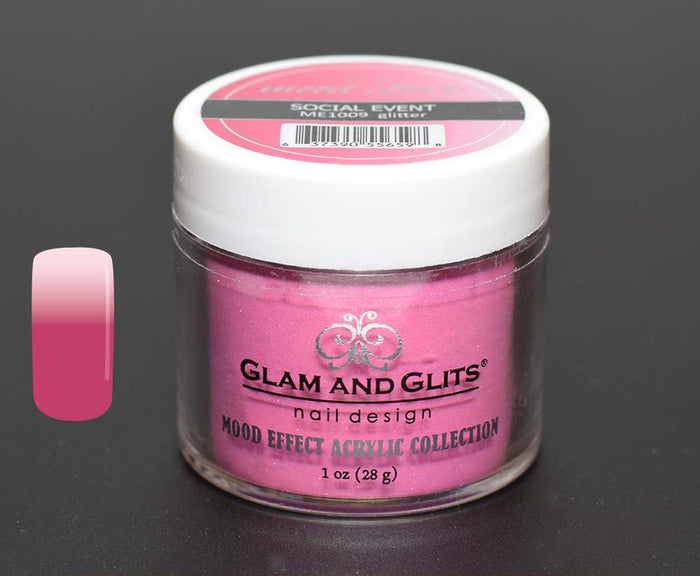 Glam & Glits - MOOD EFFECT ACRYLIC - ME1009 SOCIAL EVENT