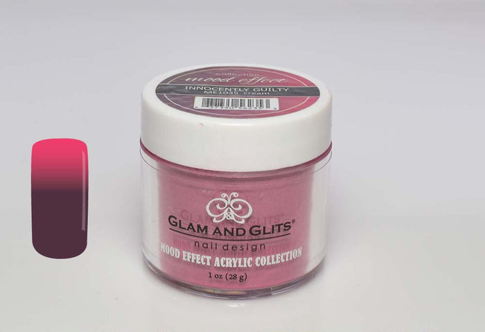 Glam & Glits - MOOD EFFECT ACRYLIC - ME1035 INNOCENTLY GUILTY