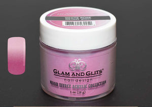 Glam & Glits - MOOD EFFECT ACRYLIC - ME1045 WHITE ROSE