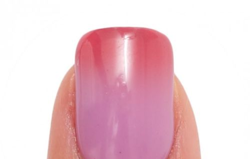 Lechat Dare To Wear Mood Changing Nail Lacquer  - DWML11 - Coral Caress