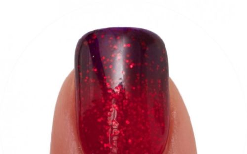 Lechat Dare To Wear Mood Changing Nail Lacquer  - DWML13 Scarlet Stars