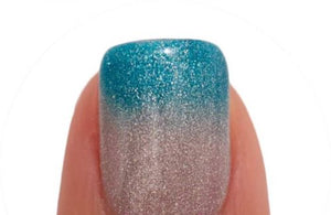 Lechat Dare To Wear Mood Changing Nail Lacquer  - DWML14 Glistening Waterfall