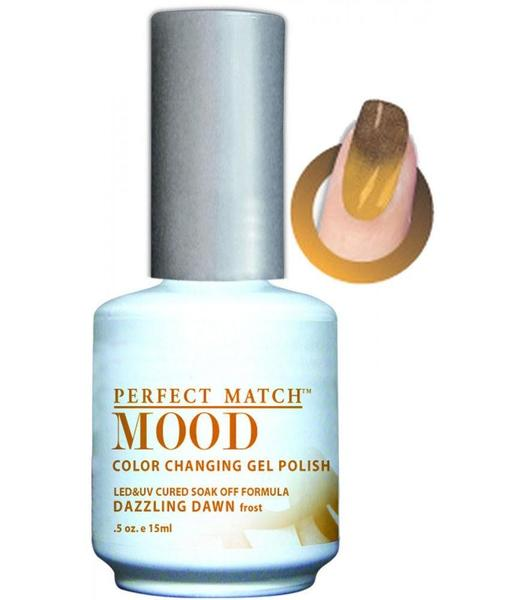 Lechat Perfect Match Mood Changing Gel Polish  - MPMG15 Dazzling Dawn