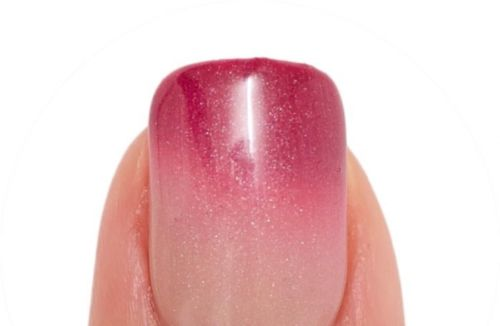 Lechat Dare To Wear Mood Changing Nail Lacquer  - DWML17 Cherry Blossom