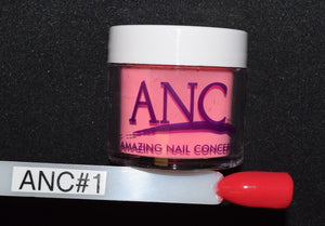 ANC Dip Powder 1 oz - #01 Strawberry Daiquiri