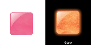 Glam and Glits - GLOW Acrylic Powder  1 oz - GL2008 HI AURORA!