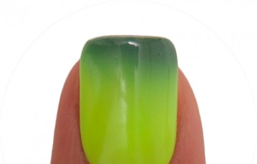 Lechat Dare To Wear Mood Changing Nail Lacquer  - DWML22 Shamrock