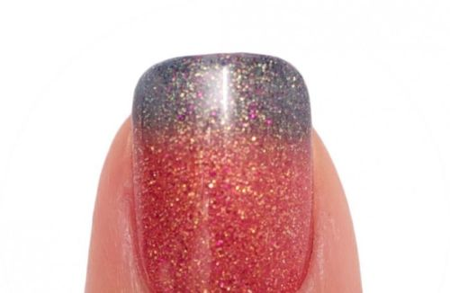 Lechat Dare To Wear Mood Changing Nail Lacquer  - DWML25 Deep Sea