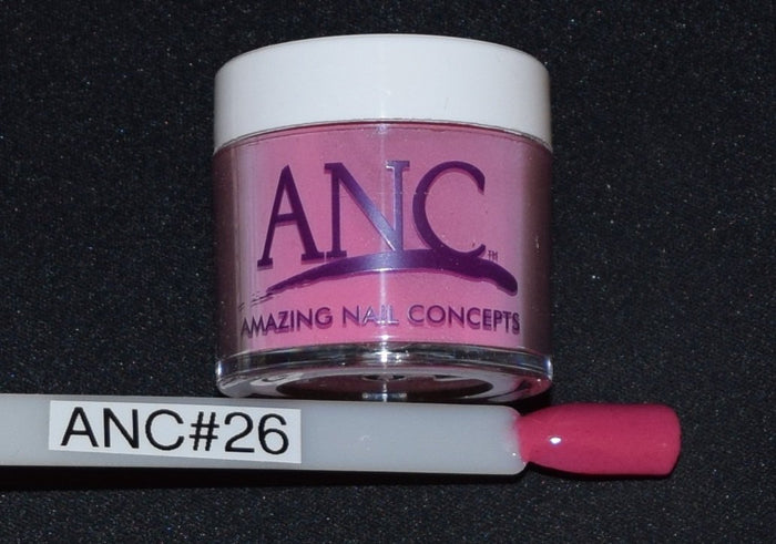 ANC Dip Powder 1 oz - #26 Pink Flamingo