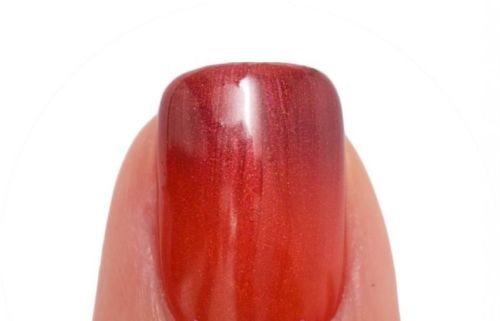 Lechat Dare To Wear Mood Changing Nail Lacquer  - DWML28 Firey Passion
