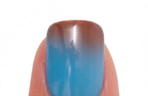 Lechat Dare To Wear Mood Changing Nail Lacquer  - DWML29 Falling Raindrops