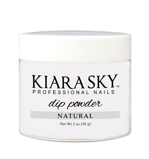 Kiara Sky Dip Powder | 2 oz NATURAL