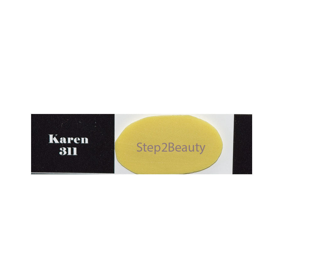 Glam & Glits - Color Acrylic Powder 1 oz - CAC311 KAREN