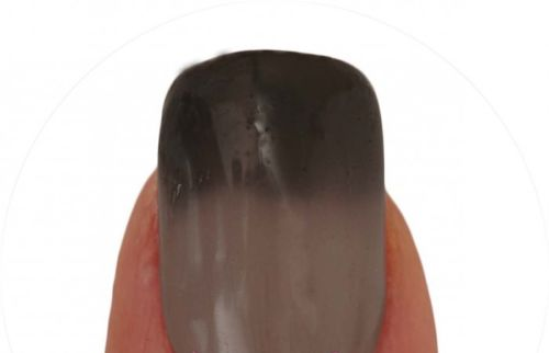 Lechat Dare To Wear Mood Changing Nail Lacquer  - DWML37 Smokey Haute